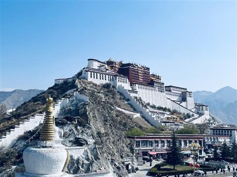 神圣、美丽而辛苦的西藏之旅